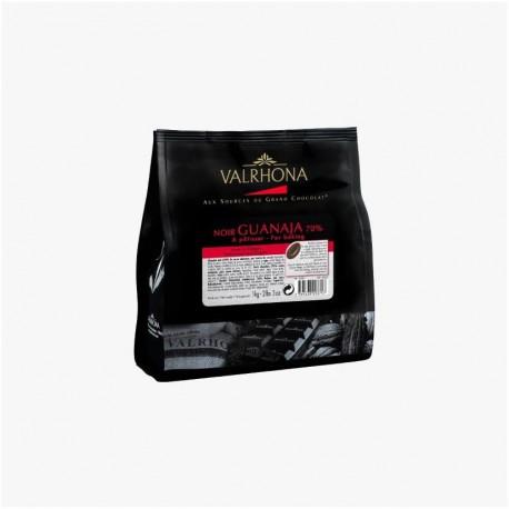 chocolat cooking guanaja 1kg valrhona. Black Bedroom Furniture Sets. Home Design Ideas