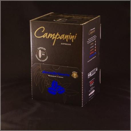 nespresso commande capsules boite de 50 15 euros. Black Bedroom Furniture Sets. Home Design Ideas