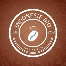 Café en grain ou moulu - Indonésie Bio - 250g