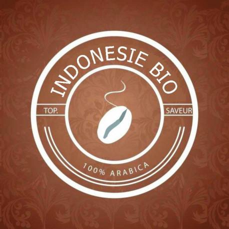 Indonésie Bio - Café 100% Arabica