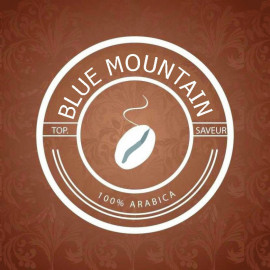Café en grain Blue Mountain - 125G - Moulu sur demande