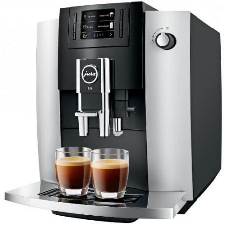 Machine à café Jura E6 - Café grain