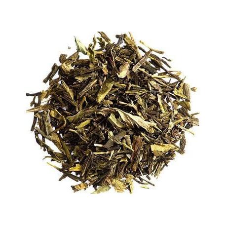 Palais des thés la menthe glaciale visuel feuilles