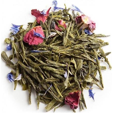 Palais des thés le thé des sources visuel feuilles