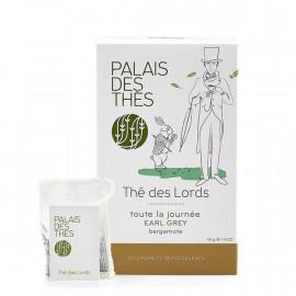 Palais des thés Thés des Lords visuel feuilles