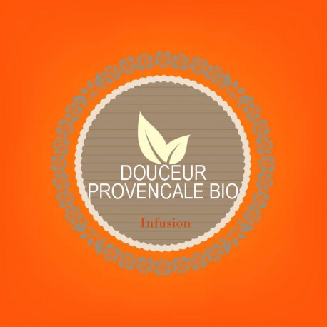 vignette infusion douceur provencale bio