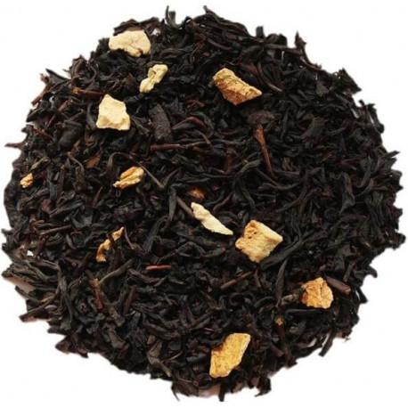 Kusmi Tea Earl Grey Intense visuel feuilles