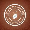 Café en grain ou moulu - Inde Malabar Moussonné - 250g