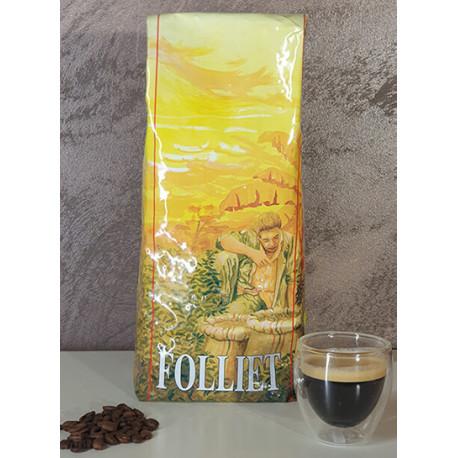 PALAZZO 1Kg - Café Folliet Café grain ou moulu