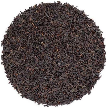 Kusmi tea Anastasia thé noir bio visuel feuilles