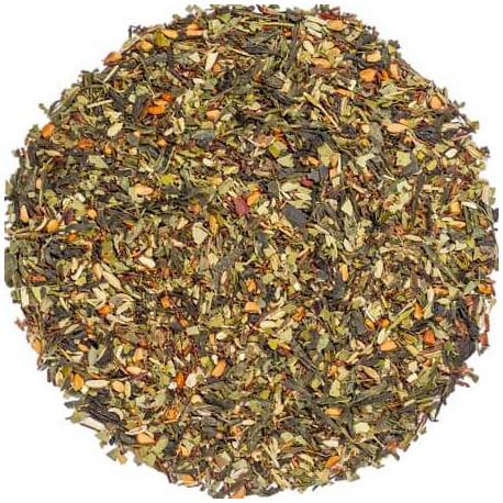 Kusmi Tea bb détox visuel feuilles