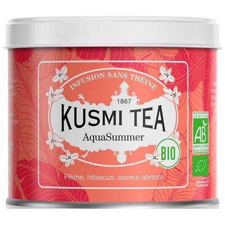 Summer in LovKusmi Tea aqua summer - Lov organic Summer in Lov - Infusion BIO Lov Organic