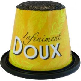 Infiniment Doux intensité 3 - Capsules compatibles Nespresso - FOLLIET