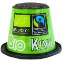 Bio Kivu intensité 6 - Capsules compatibles Nespresso - FOLLIET