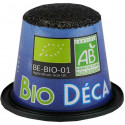 Bio Déca Intensité 7 - Capsules compatibles Nespresso - FOLLIET