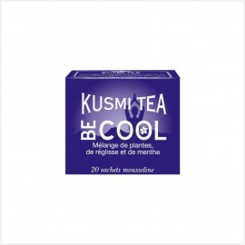 Be cool thé Kusmi Tea