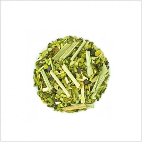 KUSMI TEA Détox - Thé vert goût citron