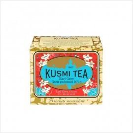 GOÛT POLONAIS thé Kusmi Tea 20 sachets