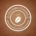 COLOMBIE ETHIOPIE 250g - Café 100% Arabica sélection
