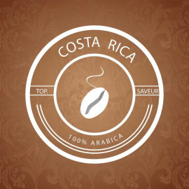 COSTA RICA 250g - Café 100% Arabica sélection