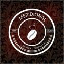 MÉRIDIONAL 250g - café Arabica Robusta