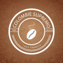 COLOMBIE SUPREMO 250g - Café 100% Arabica sélection