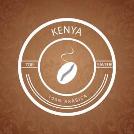 KENYA 250g - Café 100% Arabica sélection