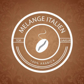 MELANGE-ITALIEN--Café-100%-Arabica-Vrac