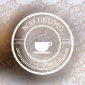 NOIX DE COCO - café parfumé