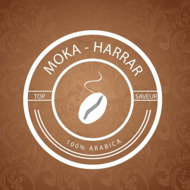 MOKA HARRAR 250g - Café 100% Arabica sélection