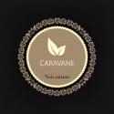 CARAVANE 100g - Thé noir nature sélection