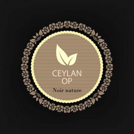 CEYLAN - Thé noir sélection maison