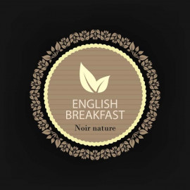 ENGLISH BREAKFAST - Thé noir sélection maison