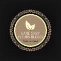 EARL GREY FLEURS BLEUES 100g - Thé noir parfumé sélection
