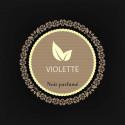 VIOLETTE 100g - Thé noir parfumé sélection