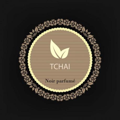 TCHAI - thé noir parfumé