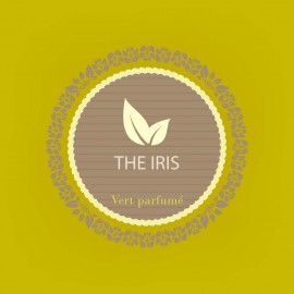 THE IRIS 100g - Thé vert parfumé sélection