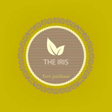 THE IRIS - thé vert parfumé