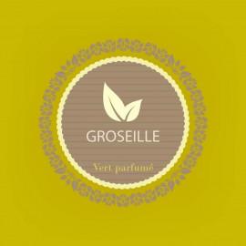 GROSEILLE 100g - Thé vert parfumé sélection