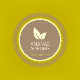 ANANAS AGRUME - thé vert parfumé