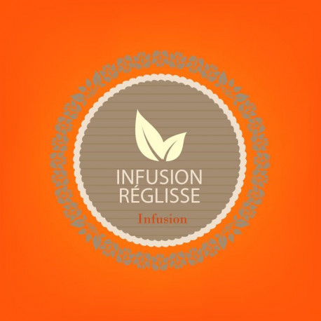 INFUSION REGLISSE - Infusion