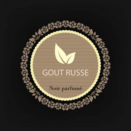 GOUT RUSSE - Thé noir sélection maison