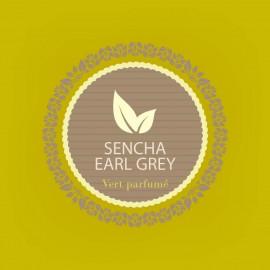 SENCHA EARL GREY - thé vert parfumé sélection