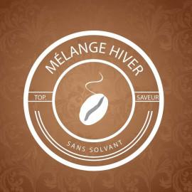 MÉLANGE HIVER - sac Café 100% Arabica