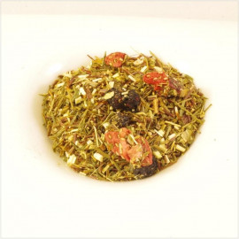 ROOIBOS VERT FRUITS ROUGES - Infusion