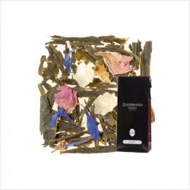 Oriental 25 sachets cristal - Thé vert Dammann frère