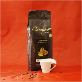 SUBLIMO 1Kg - Café Campanini 100% Arabica sélection