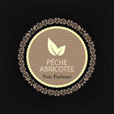 PÈCHE ABRICOTÉE- thé noir parfumé