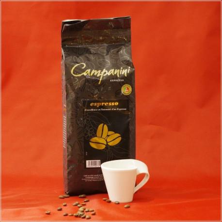 ESPRESSO 1kg - café arabica robusta