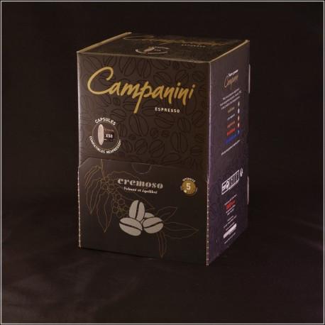 CREMOSO capsule compatible nespresso Campanini